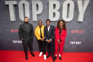 Top Boy (SOUNDTRACK) BY Drake X OVO Sound
